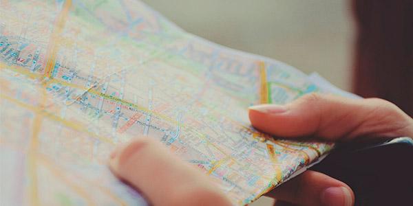 guide turistiche e mappe