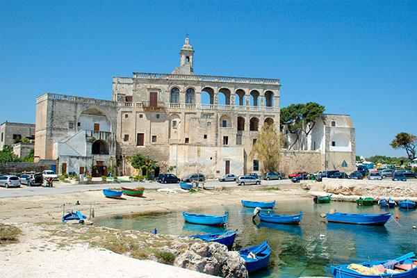 Porto Abbazia San Vito - Polignano a Mare