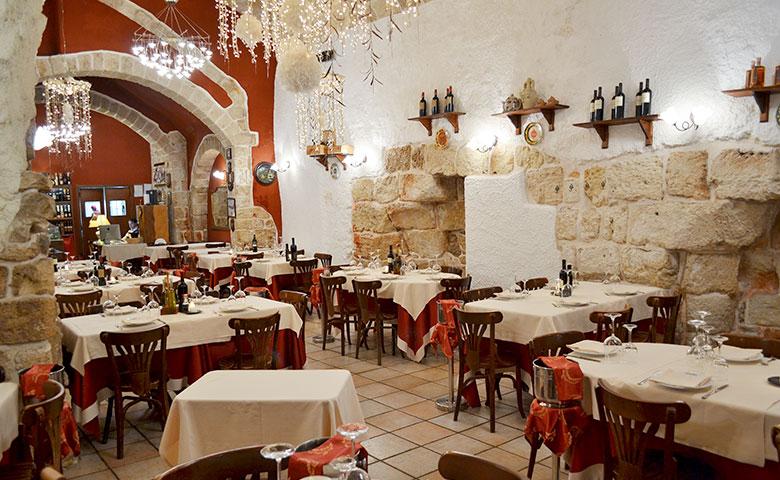 ristorante antiche mura